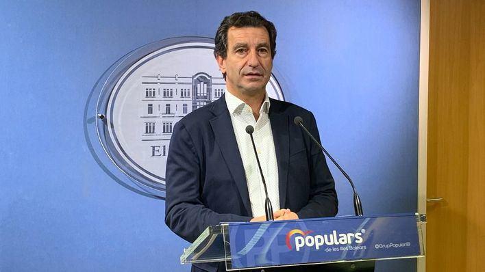 Company confía a José Miguel Fabregat la gestora del PP en Calvià
