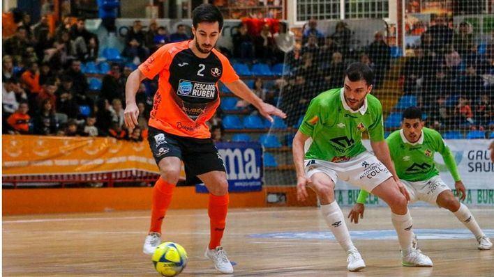 El Palma Futsal se lleva una 'victoria necesaria'