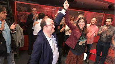 Iceta pide reconocer a Cataluña como nación