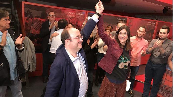 Iceta pide reconocer a Cataluña como nación 'sin interferencias indebidas del Estado'