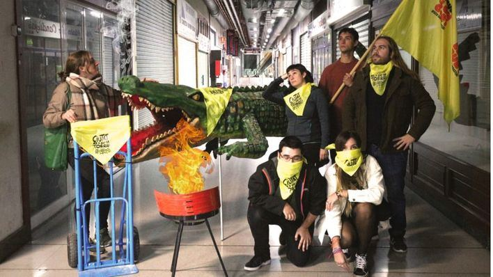 'Orgull Llonguet' lanza su pañuelo para Sant Sebastià 2020