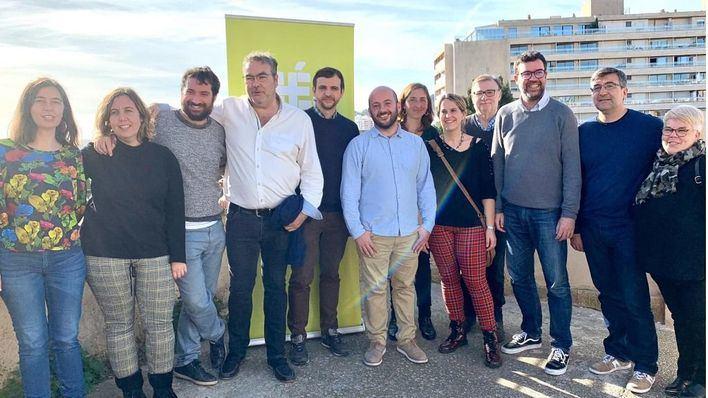 Miquel Àngel Contreras, reelegido coordinador de Més per Palma