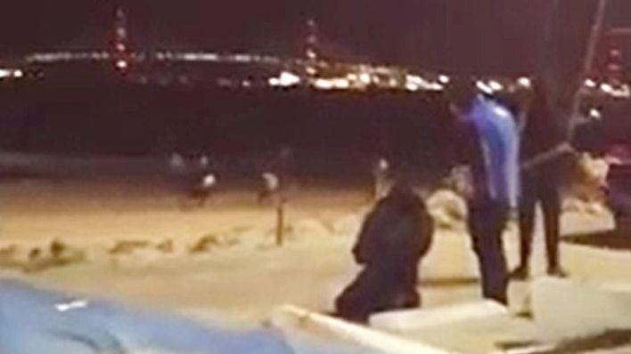 La verdad acerca de un vídeo sobre un supuesto alijo de drogas en Cádiz