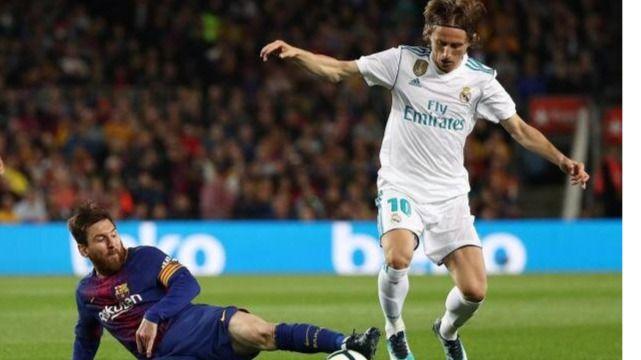 El Barça es favorito en las encuestas para derrotar al Madrid en el 'clásico'