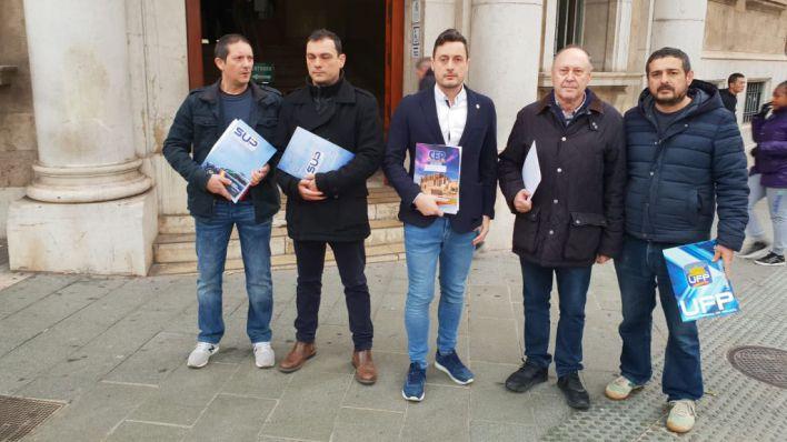 Sindicatos policiales ratifican la denuncia por el cómic 'On ès l'Estel.la'