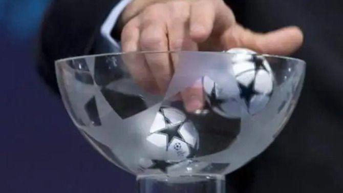 Real Madrid-'City' y Nápoles-Barça, cruces de Octavos en la Champions