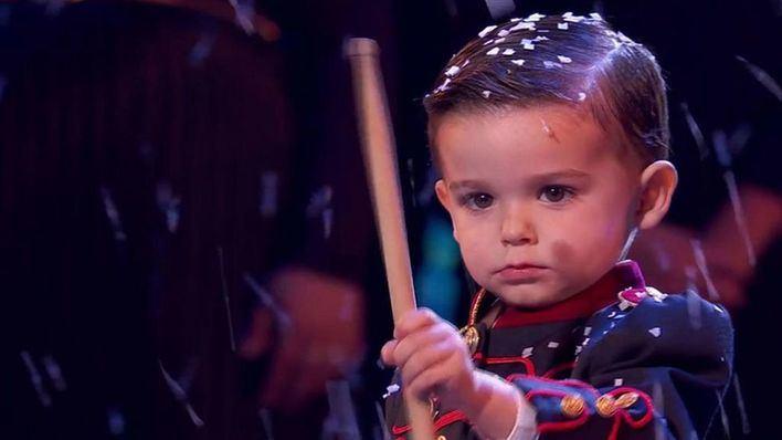 Hugo Molina gana con su tambor 'Got Talent' y lidera en Baleares con un 26,9 por ciento