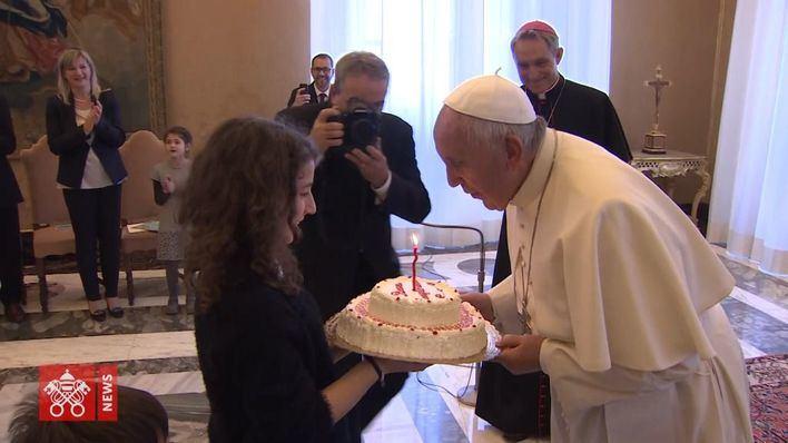 El Papa Francisco celebra su 83 cumpleaños
