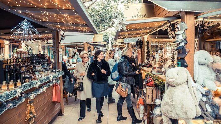 Puerto Portals enciende la Navidad con su Christmas Market