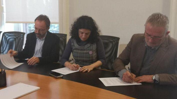 El Govern firma un acuerdo para destinar dos millones a mejorar los sueldos en IB3