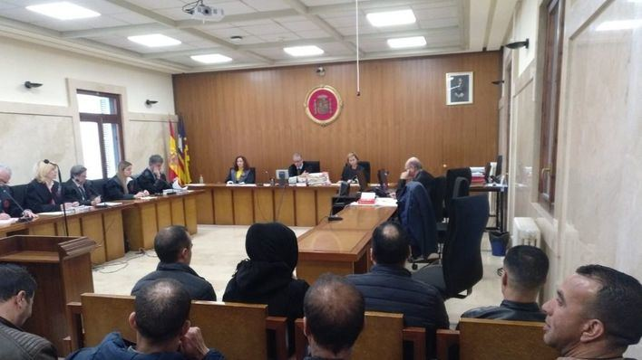 Los juzgados de Baleares acumulan 22.406 casos penales por resolver