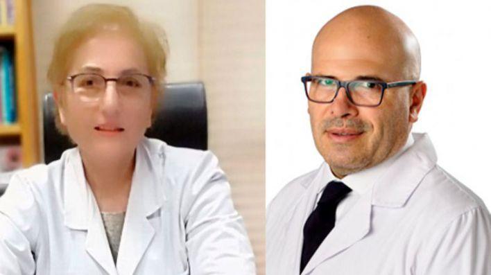 La alergóloga Rosa Perelló y el otorrino Elio Fedullo de Palma, nominados a los Doctoralia Awards