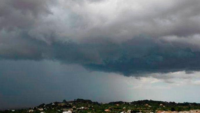 Llega 'Elsa' a Mallorca: tormentas y viento desde el jueves