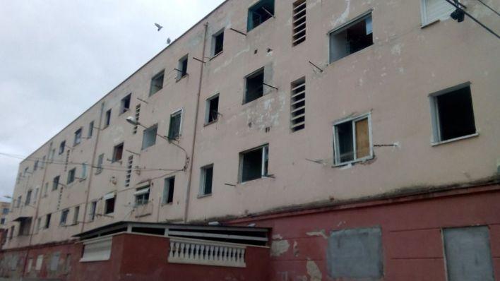Cs: 'Es una vergüenza que haya pisos del Ibavi tapiados y okupados'