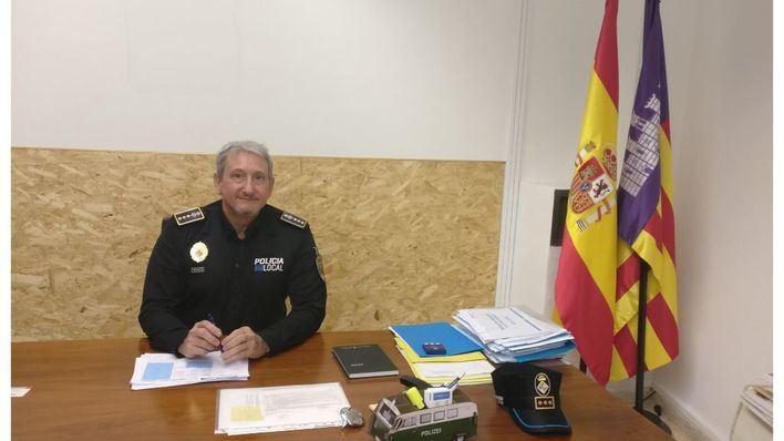 'En la Policía Local de Palma hay desasosiego pero también ilusión, y pesa más lo segundo'