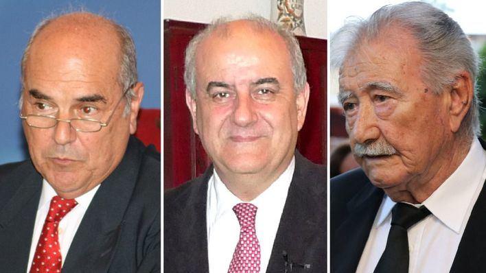 Los médicos conceden sus distinciones a los doctores Josep Brugrada, Antoni Marí y a Luis Alejandre