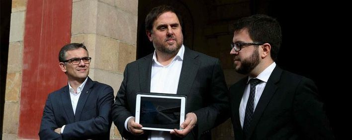 La Fiscalía se opone a la excarcelación de Junqueras