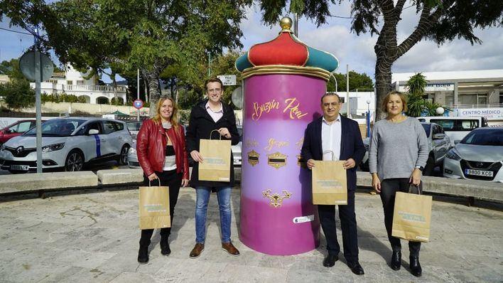'Regala Calvià', una campaña para potenciar el comercio municipal