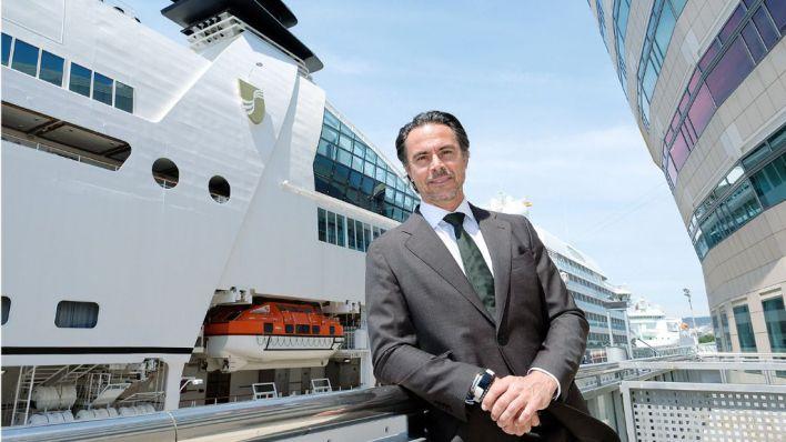 'Los cruceros llevan invertidos 20.000 millones en tecnología y combustibles limpios'