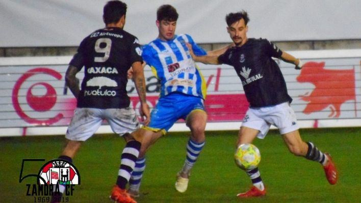 El Zamora, rival del Real Mallorca en la segunda ronda de la Copa
