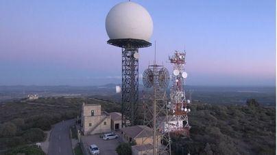 Enaire pone en marcha el nuevo radar de Randa