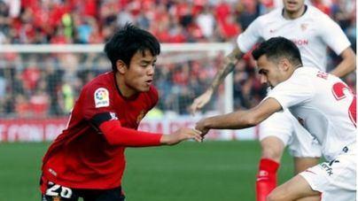 El VAR sepulta al Mallorca en su partido contra el Sevilla