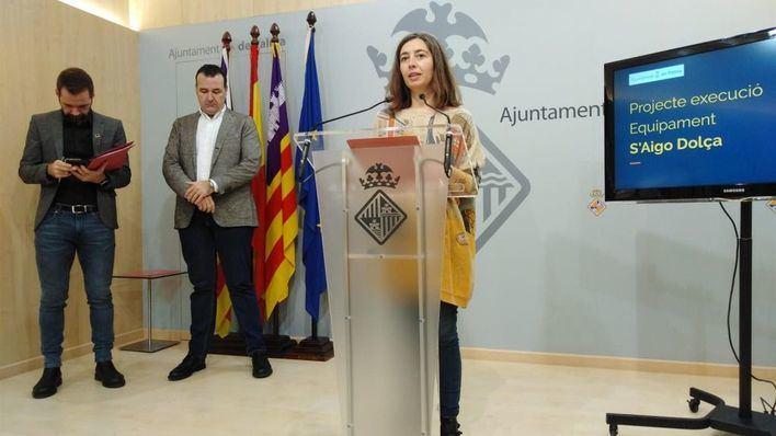 Cort destina 8,6 millones al nuevo centro deportivo de s'Aigo Dolça y un aparcamiento de 107 plazas