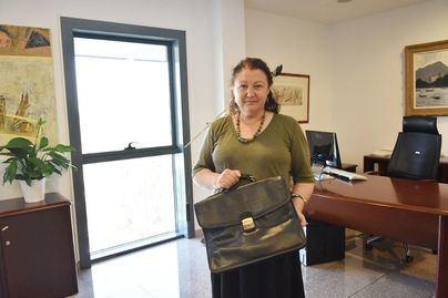 UGT ayuda a Mae de la Concha a vivir sin sobresueldos