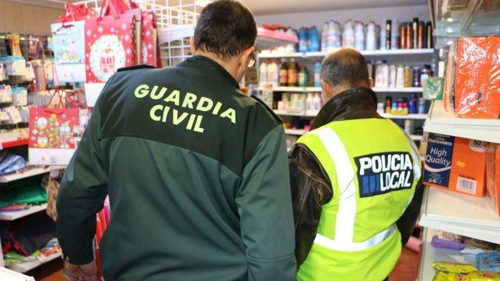 Incautados más de 32.000 artículos pirotécnicos en un local de Palma sin autorización