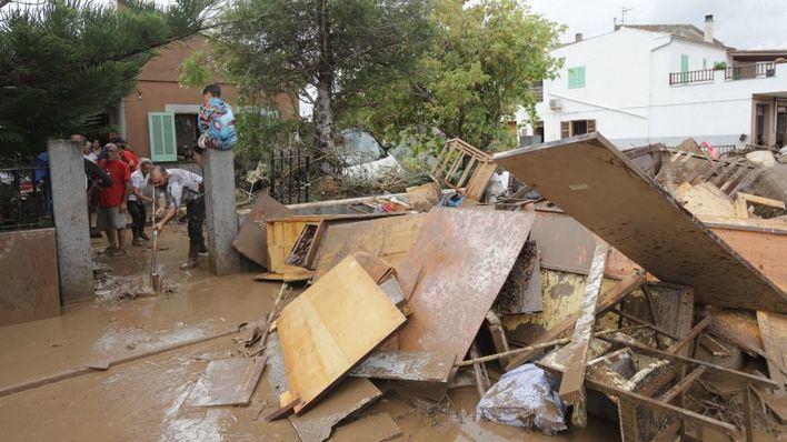 Un nuevo estudio revela que Sant Llorenç cuenta con 56 puntos negros por riesgo de inundación