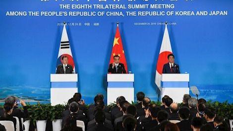 Ofensiva internacional para que EEUU y Corea del Norte sellen la paz