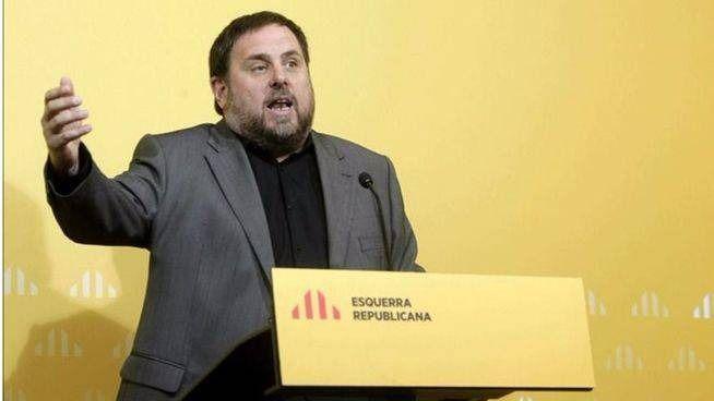 La defensa de Junqueras pide al Supremo su 'inmediata liberación'