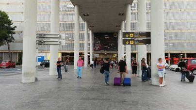 Cerca de 32.000 personas pasan por los aeropuertos de Baleares este miércoles, día de Navidad