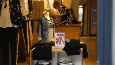 Los comercios de Baleares aumentaron un 1,3 por ciento sus ventas en noviembre