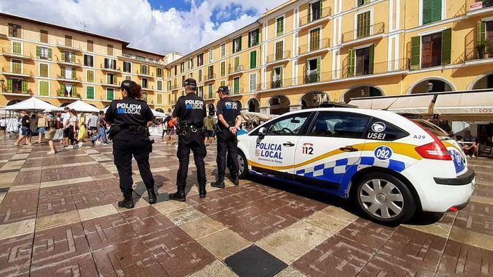 La Policía Local de Palma renovará su flota con la compra de 20 vehículos