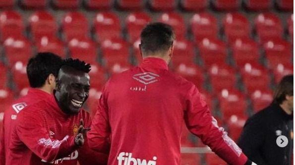 El Mallorca ya prepara su próximo partido del día 5 frente al Granada