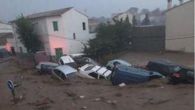 La UIB detecta hasta 56 puntos peligrosos en Sant Llorenç en caso de fuertes lluvias