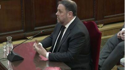 La Abogacía del Estado pide al Supremo que deje a Junqueras ejercer de eurodiputado