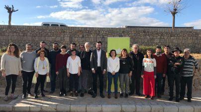 El padre de Junqueras en Palma: 'Ahora veo el final de esta tragedia que hemos pasado'