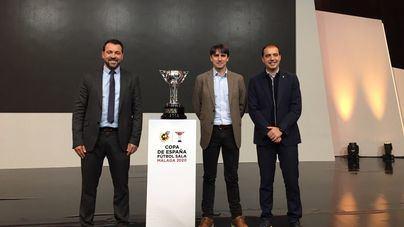 El Palma Futsal vuelve a cruzarse con el Movistar en el estreno de la Copa de España