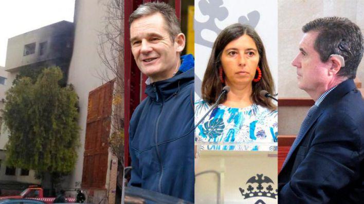 Repaso judicial del año: 'caso Emaya', incendio de los juzgados de Ibiza y permisos de Urdangarín