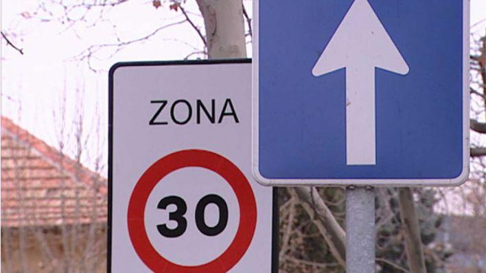 Objetivo de la DGT para este año: calles a 30 kilómetros por hora