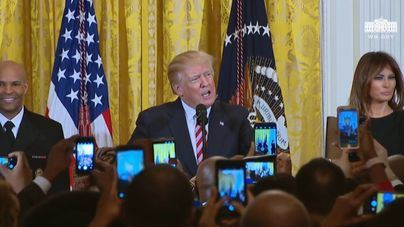 Trump amenaza a Irán con duras represalias si la embajada de Irak sufre daños