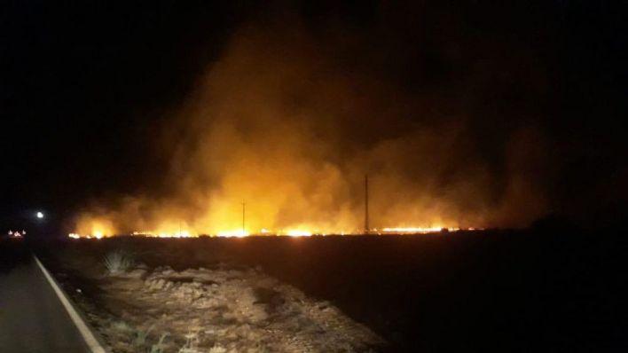 Baleares registró en 2019 ocho incendios forestales en los que se quemaron 95,04 hectáreas