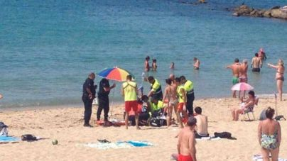 23 personas fallecieron ahogadas en Baleares en 2019, la mitad que el año anterior