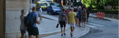 El turismo extranjero cayó un 0,8 por ciento hasta noviembre