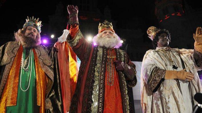 Cortes de tráfico en Palma por la cabalgata de los Reyes Magos