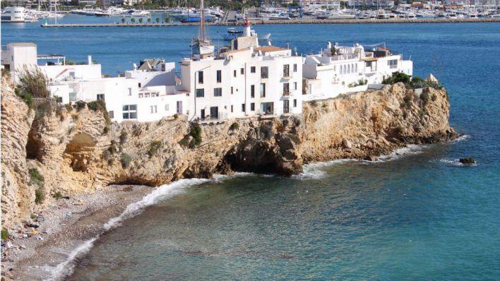 Detenida por pegar con un bate de béisbol a una vecina en Sa Penya, Ibiza