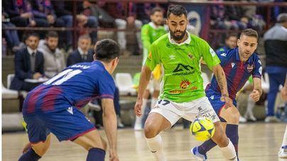 El Palma Futsal arranca 2020 con una contundente victoria