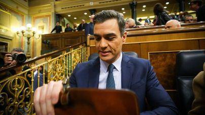 Sánchez pierde la primera votación tras una tensa sesión